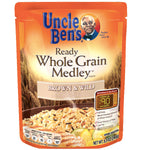 Uncle Ben's Ready Rice, Whole Grain Medley, 8.5oz - Water Butlers