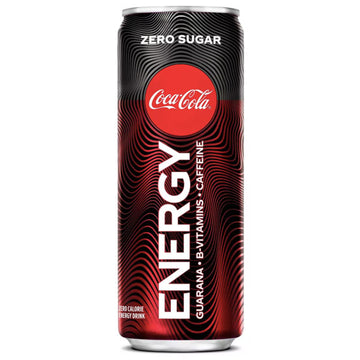 Coca-Cola Energy Zero Coke, 12 fl oz