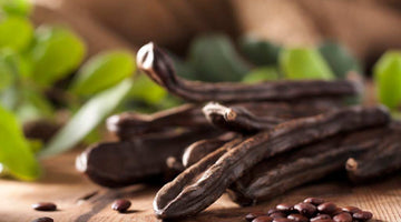 5 AMAZING HEALTH BENEFITS OF CAROB