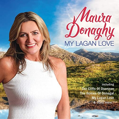 Maura Donaghy - My Lagan Love CD