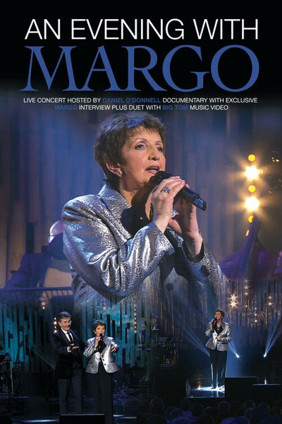 Margo - An Evening With Margo DVD  (Pre Sale) 5th June Release Date