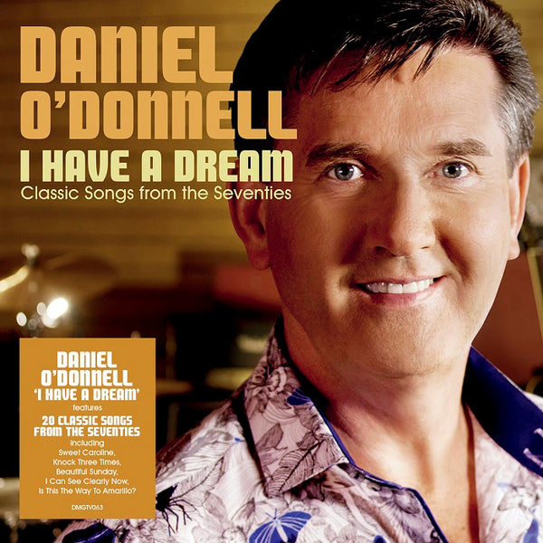 Daniel O Donnell - I Have A Dream CD