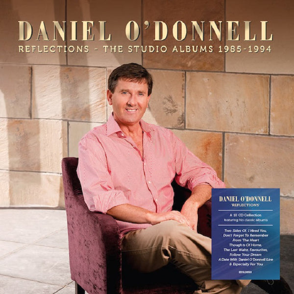 Daniel O'Donnell - Reflections: 1985—1994 - 10 CD BOX SET