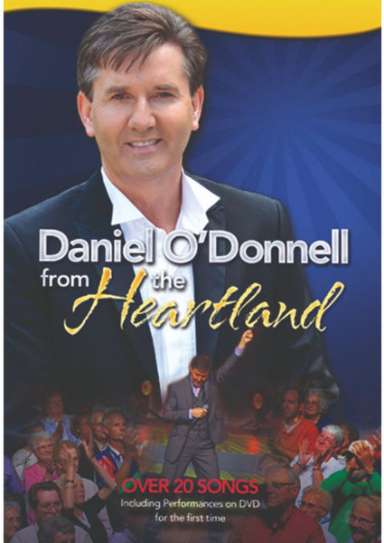 Daniel O'Donnell - From The Heartland DVD