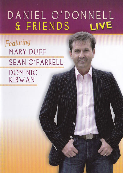 Daniel O'Donnell & Friends Live DVD