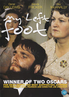 My Left Foot DVD