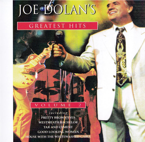 Joe Dolan - Greatest Hits Volume 2 CD