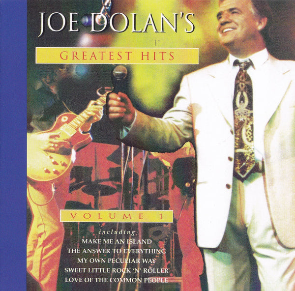 Joe Dolan - Greatest Hits Volume 1 CD
