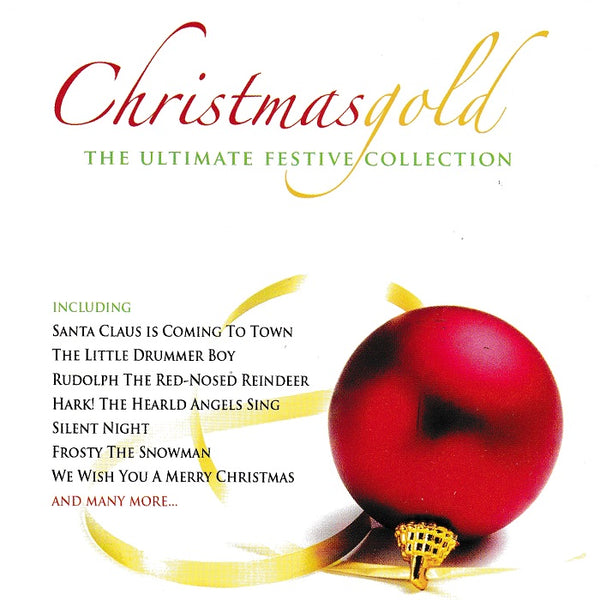 Shannon Singers - Christmas Gold The Ultimate Festive Collection CD