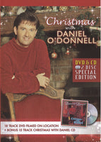 Daniel O'Donnell - Christmas With Daniel O'Donnell CD/DVD