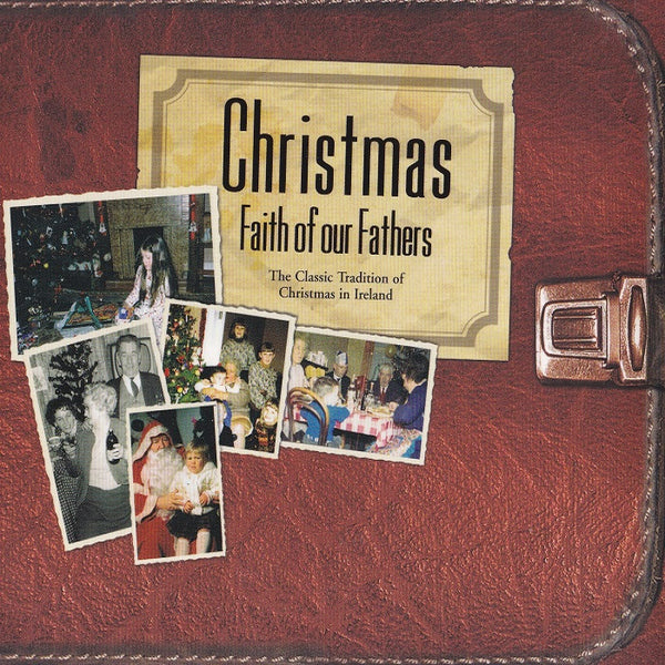 Christmas Faith Of Our Fathers CD