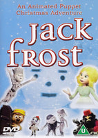 Jack Frost - An Animated Puppet Christmas Adventure DVD