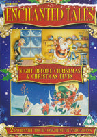 Enchanted Tales - Night Before Christmas & Christmas Elves DVD