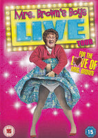 Mrs. Brown's Boys - Live Tour DVD