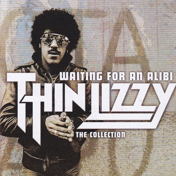 Thin Lizzy - The Collection Waiting For An Alibi CD