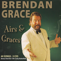 Brendan Grace - Airs & Graces 60 Songs 3CD