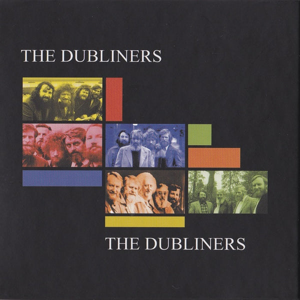 The Dubliners - 4CD & 1DVD Boxset