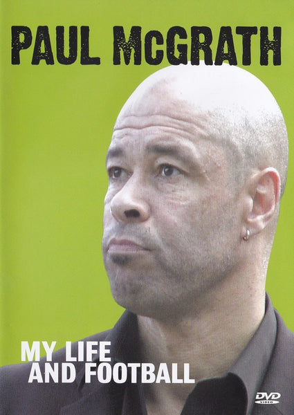 Paul McGrath - My Life And Football DVD