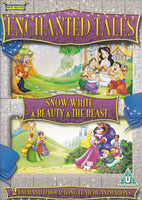 Enchanted Tales - Snow White & Beauty And The Beast DVD