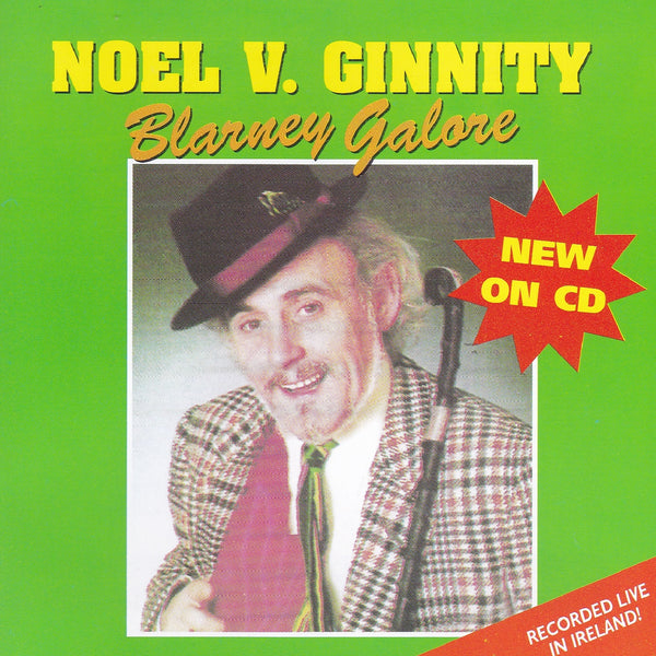 Noel V. Ginnity - Blarney Galore CD