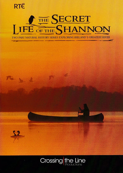 The Secret Life Of The Shannon 2DVD