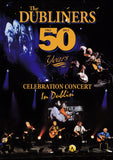 The Dubliners - 50 Years Celebration Concert 1962—2012 DVD