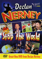 Declan Nerney - Stop The World DVD