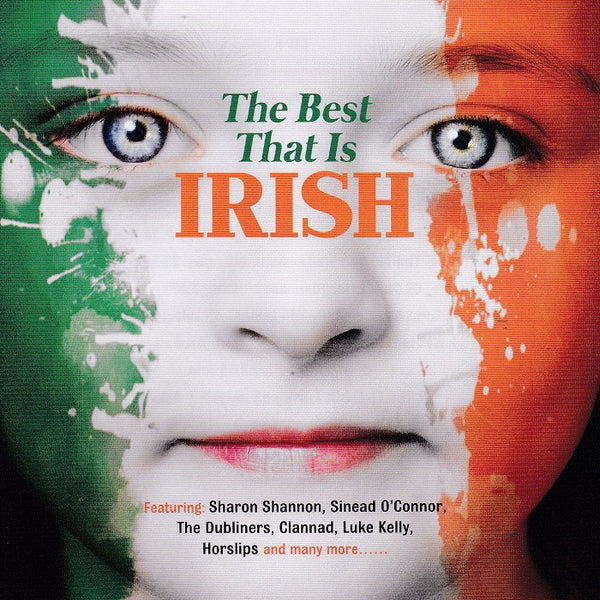 The Best That Is Irish - Various Artists 2CD