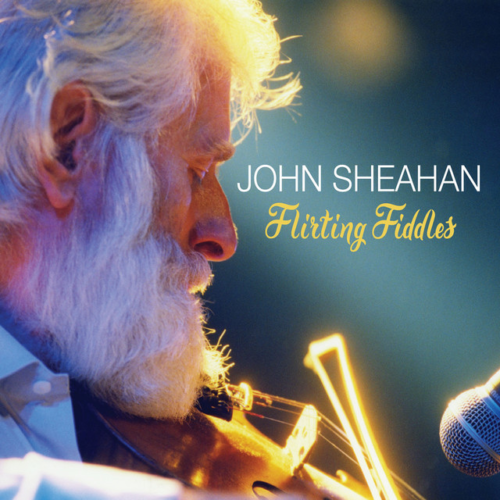 John Sheahan - Flirting Fiddles CD