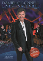 Daniel O'Donnell - Live From Nashville Part 2 DVD
