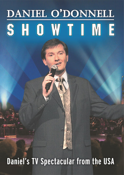Daniel O'Donnell - Showtime DVD
