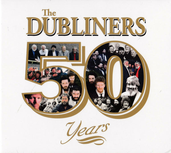 The Dubliners - 50 Years  3CD