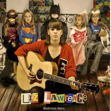 Liz Lawrence - Bedroom Hero CD