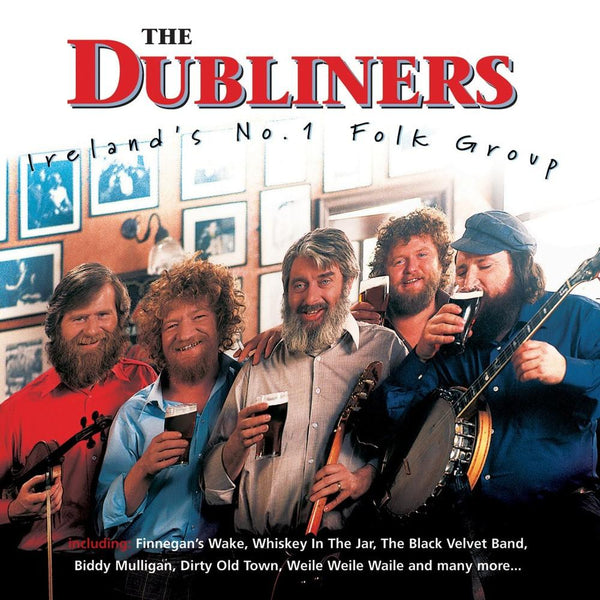 The Dubliners - Ireland's No.1 Folk Group 2CD