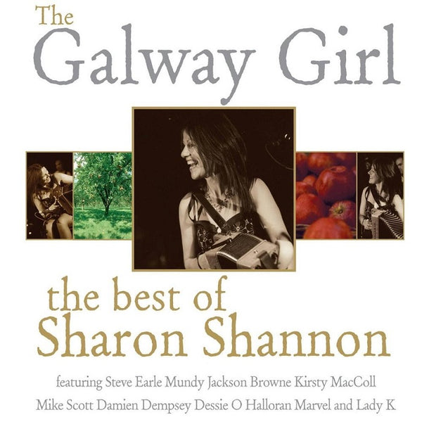 Sharon Shannon - The Galway Girl The Best Of CD