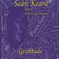 Sean Keane - Gratitude (With The RTE Orchestra) CD