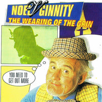 Noel V. Ginnity - The Wearing Of The Grin CD