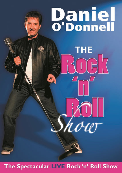 Daniel O'Donnell - The Rock N'Roll Show DVD