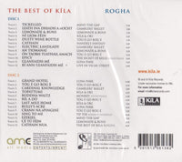 Kila - The Best Of (Rogha) CD