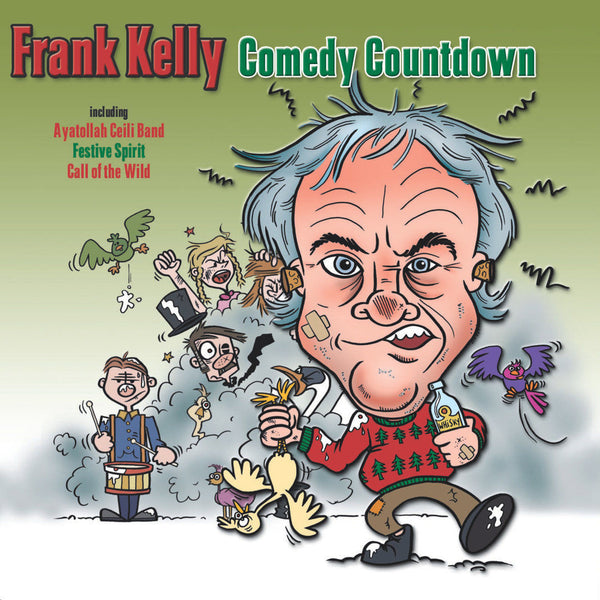 Frank Kelly - Comedy Countdown CD