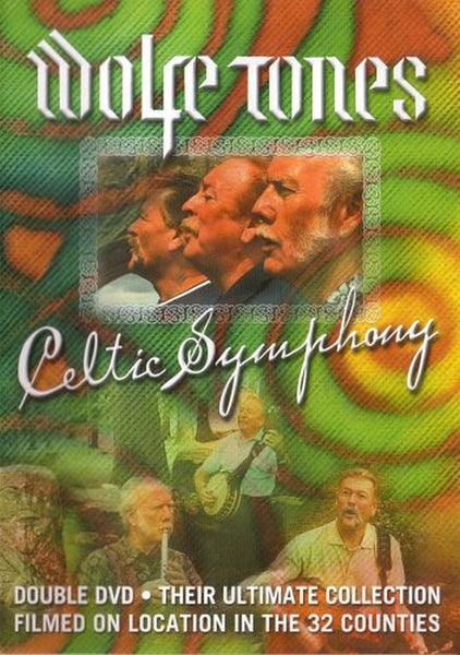 The Wolfe Tones - Celtic Symphony 2DVD