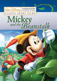 Disney's Mickey And The Beanstalk DVD