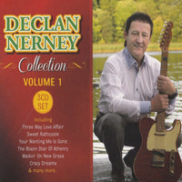 Declan Nerney - Collection Volume 1 - 3CD Set
