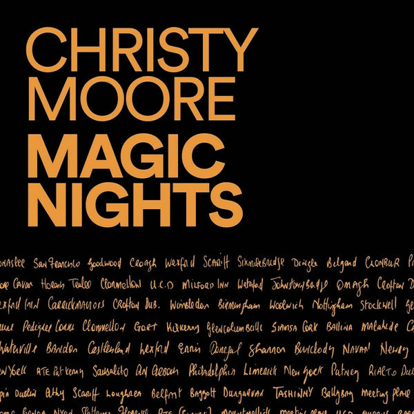 Christy Moore - Magic Nights 2CD