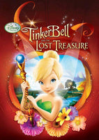 Disney's Tinker Bell and the Lost Treasure DVD