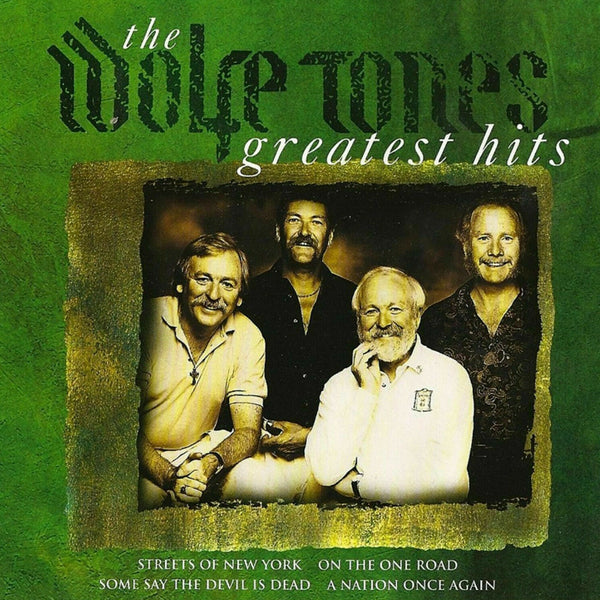 The Wolfe Tones - Greatest Hits CD