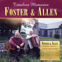 Foster & Allen - Timeless Memories - 10 CD BOX SET