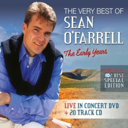 Sean O'Farrell - The Very Best Of The Early Years CD/DVD