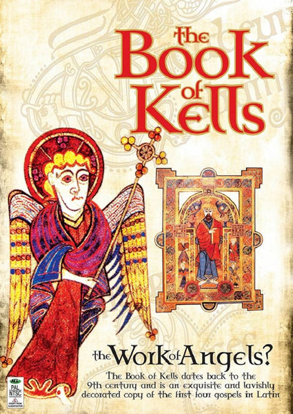 The Book Of Kells - The Work Of Angels DVD