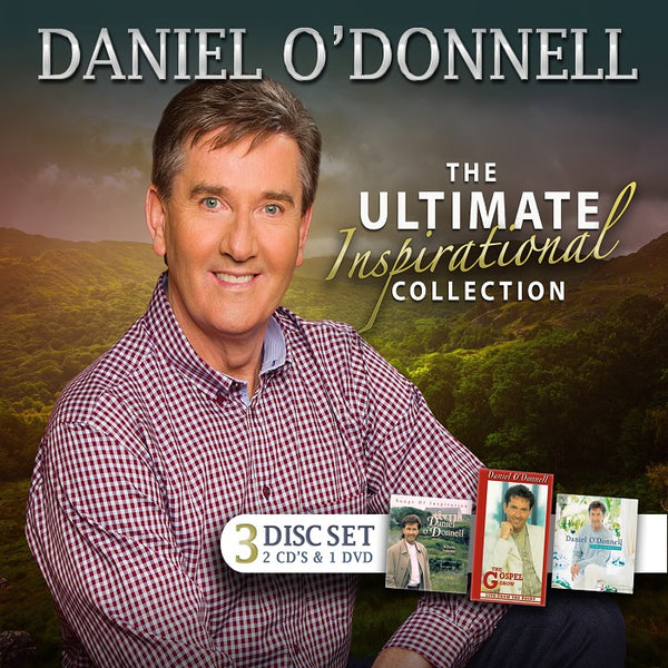 Daniel O'Donnell - The Ultimate Inspirational Collection 2CD/DVD